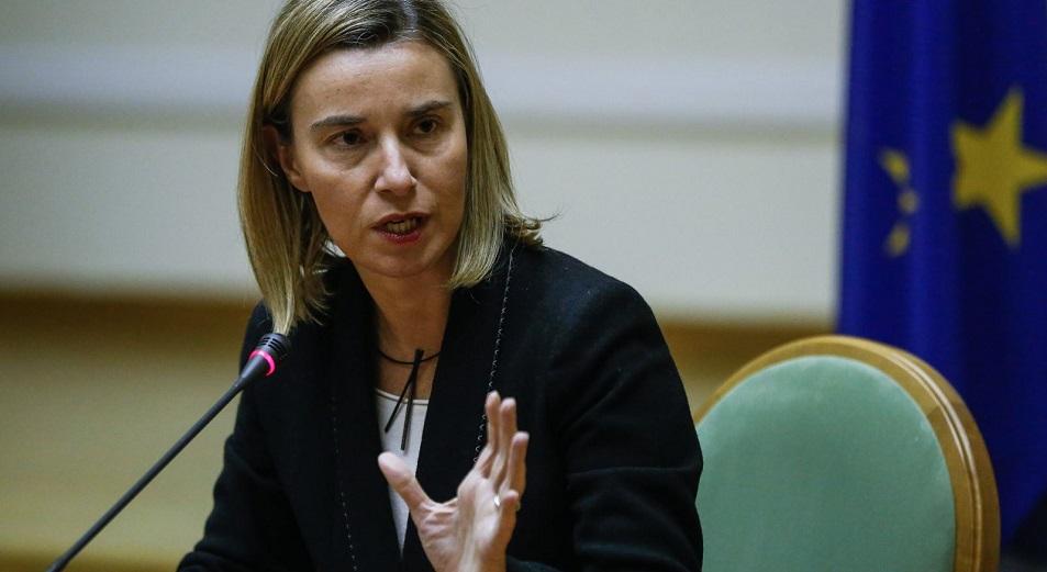 ЕС направит в Центральную Азию десант по борьбе с террористами, ЕС, терроризм, США , Центральная Азия, Федерика Могерини, безопасность