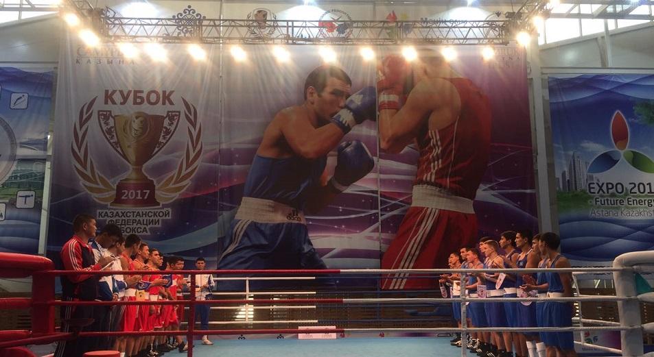 Полуфиналисты Кубка КФБ – команды ЮКО и Алматинской области