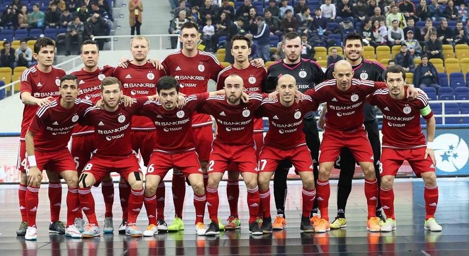 Кубок УЕФА по футзалу: хозяевам по-прежнему не фартит