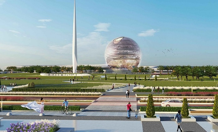 Монумент Независимости возведут близ комплекса EXPO
