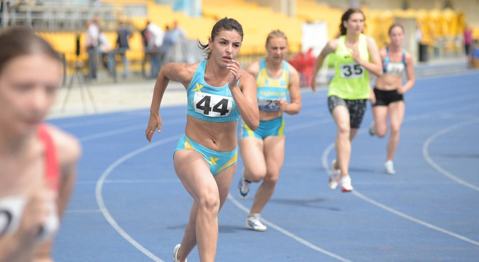 Казахстанки на ЧА по легкой атлетике берут медали парами