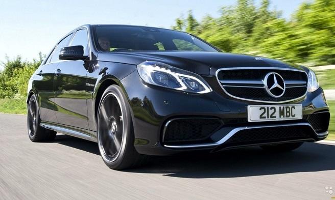 Автомобили Mercedes смогут регулировать температуру шин