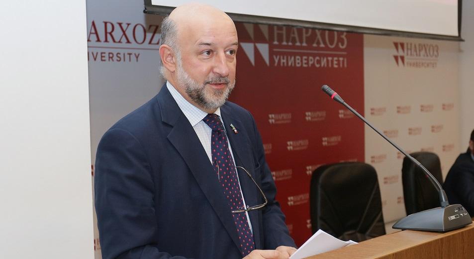 Интерес Франции к Казахстану увеличивается