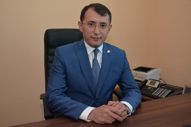 Канат Шукунев назначен руководителем аппарата акима Акмолинской области