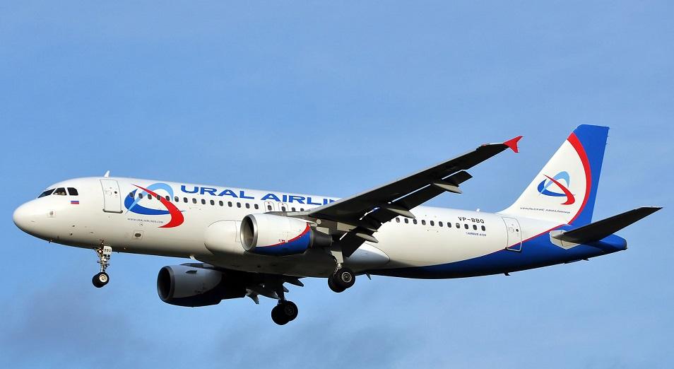 Новый авиамаршрут Астана - Москва стартует 15 февраля