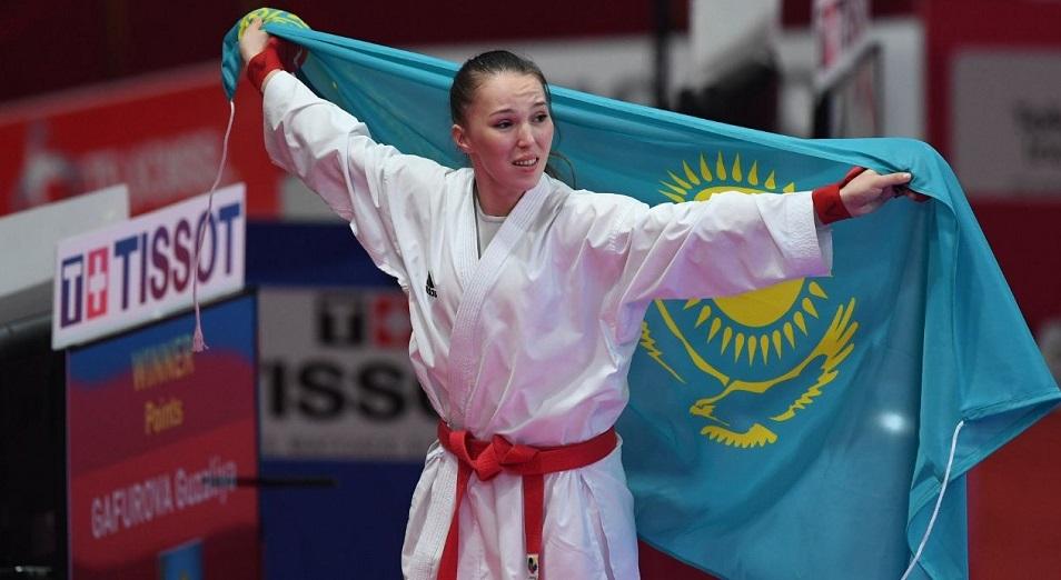 Азиада-2018: Гафурова принесла Казахстану шестое золото