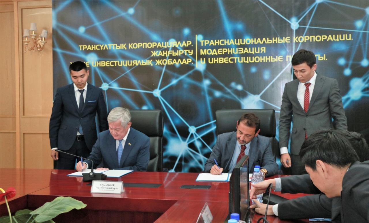 В Актюбинской области построят ветроэлектростанцию по технологиям Экспо-2017