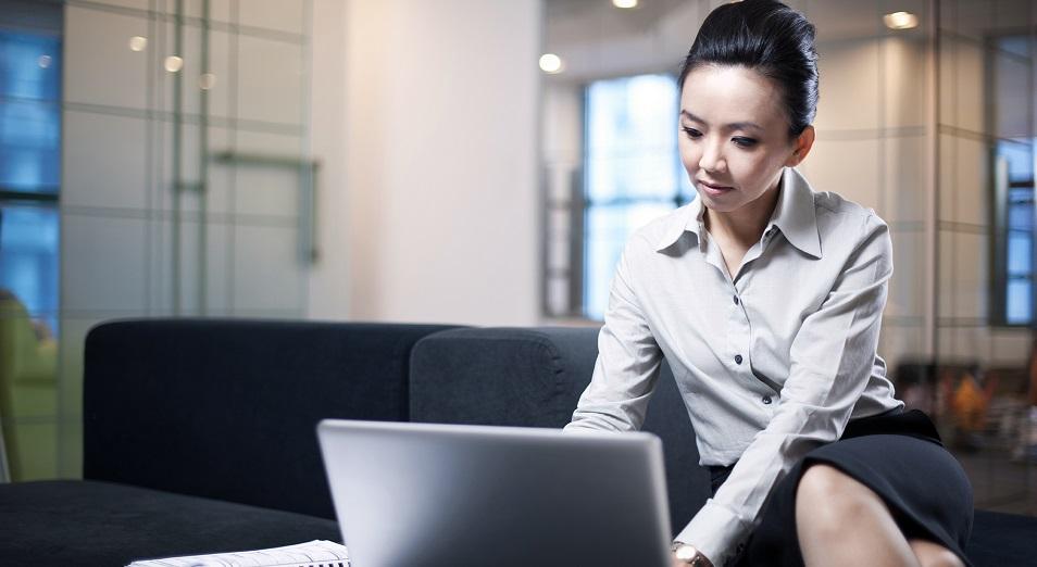 Доля женщин в бизнесе Казахстана достигает 42%