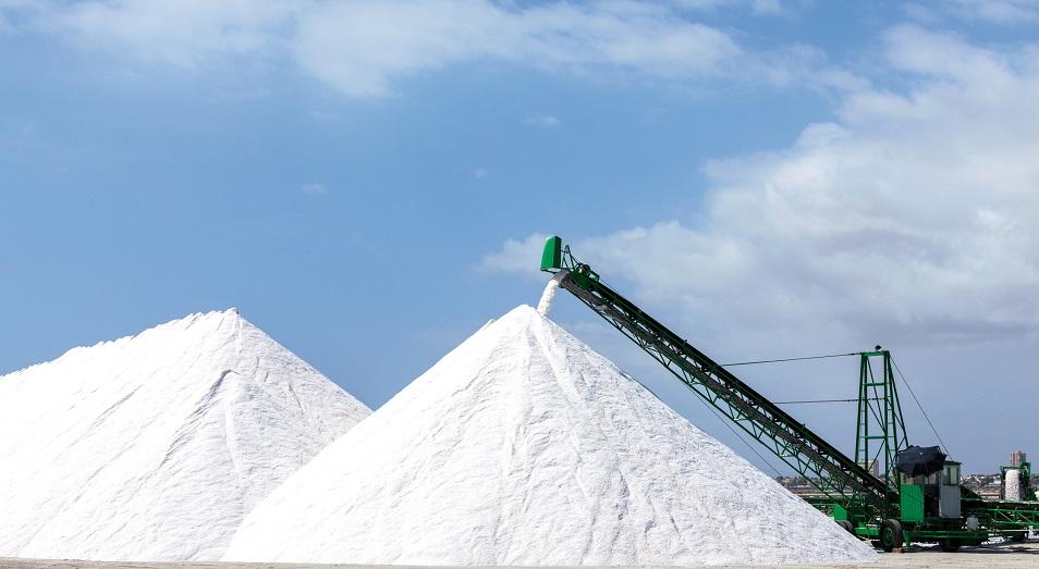 Китай зайдет в Казахстан за солью