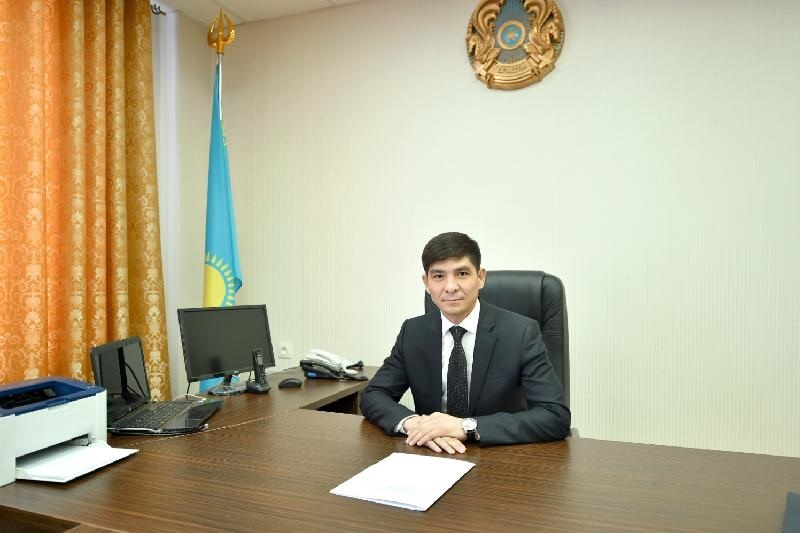 Назначен руководитель управления госзакупок ЮКО