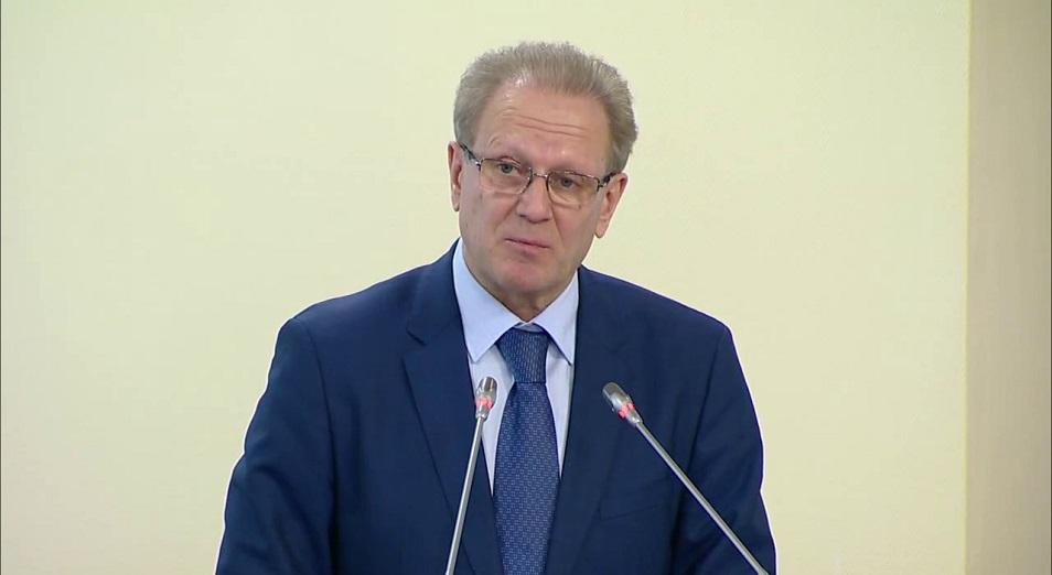 Альберт Рау стал депутатом мажилиса парламента РК