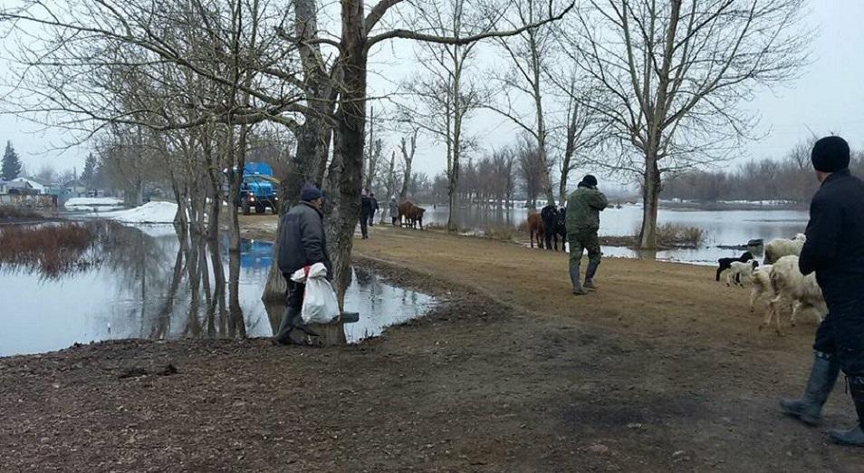 В Карагандинской области за 7 млрд тенге отменили паводки с последствиями