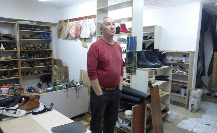 Лучшую обувь делают в маленьких мастерских