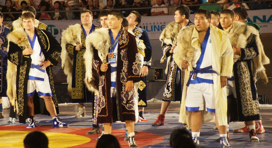 «Казахстан Барысы»: популярен, как Головкин