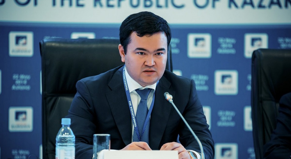 Казахстан постарается понравиться Китаю