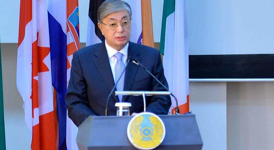 Касым-Жомарт Токаев: «В Астане протестировано политическое доверие между воюющими сторонами»
