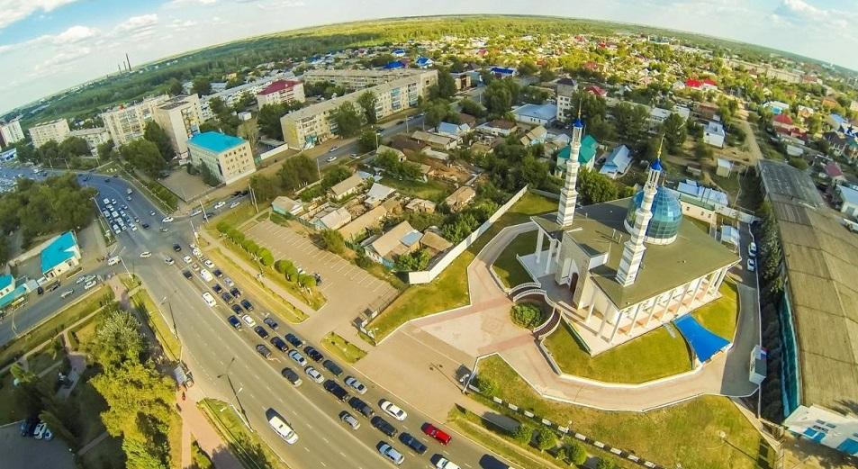 фото уральска города