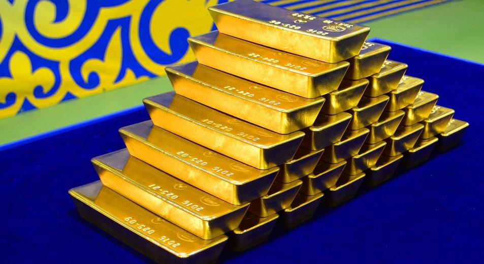 Производство золота вырастет на 25%, Золото,Тау-Кен Алтын,производство,завод,Тау-Кен Самрук,Мажит Турмагамбетов,Нацбанк,Самрук-Казына,ЕБРР