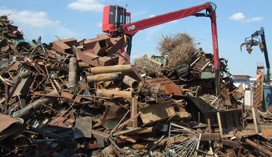 Вывоз черного металлолома в Лунев скупка металла в Химки