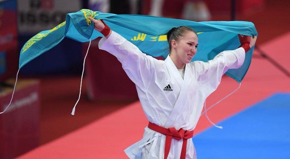 Азия ойындарының алтыншы алтынын каратэші ару алды, Жазғы Азия ойындары, жүлде, алтын медаль, Гузалия Гафурова, каратэ