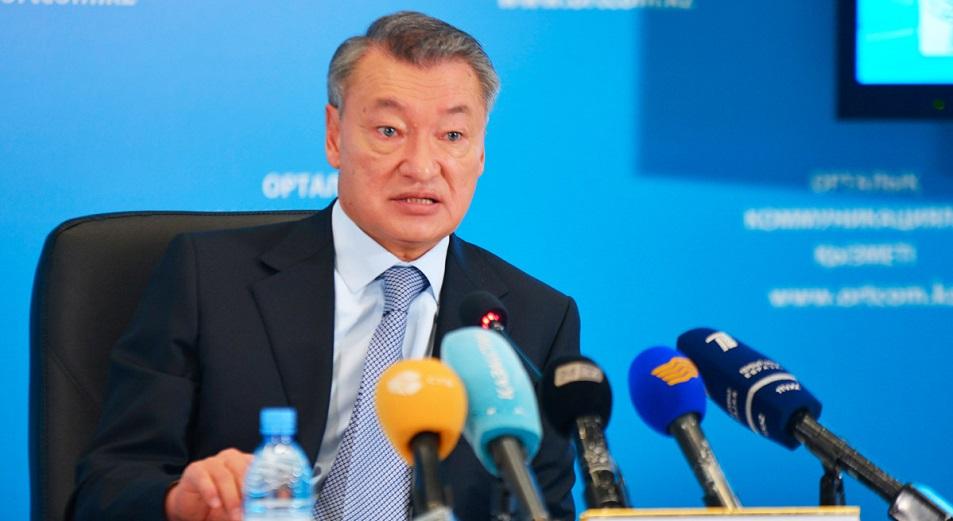Даниал Ахметов: «Десятки миллиардов тенге мы пока вложили в пустоту»