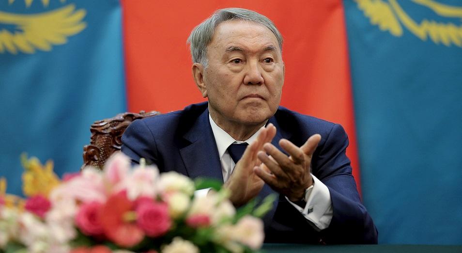 Нурсултан Назарбаев: «В этом году мы отмечаем Наурыз с особым настроем»