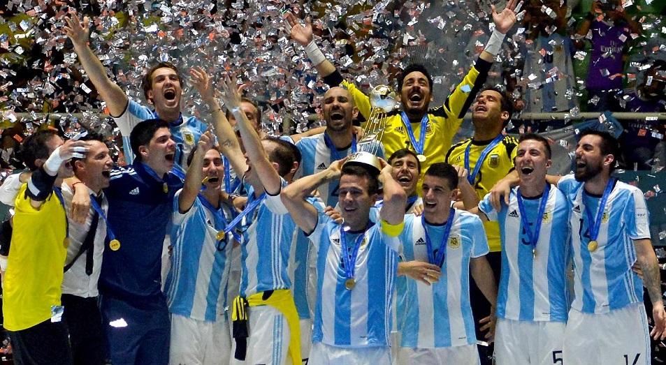 Аргентина выиграла Кубок короля Таиланда на последних минутах, Спорт, Аргентина, Кубок короля Таиланда, футзал