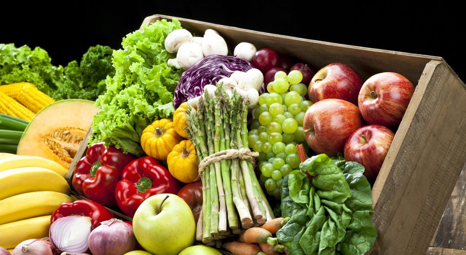 АЛМЭКС займется свежими овощами-фруктами