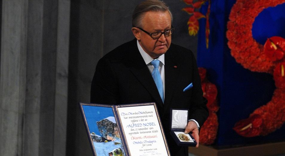 Мартти Ахтисаари: Сила Финляндии в  миротворческих операциях кроется в ее добровольном характере