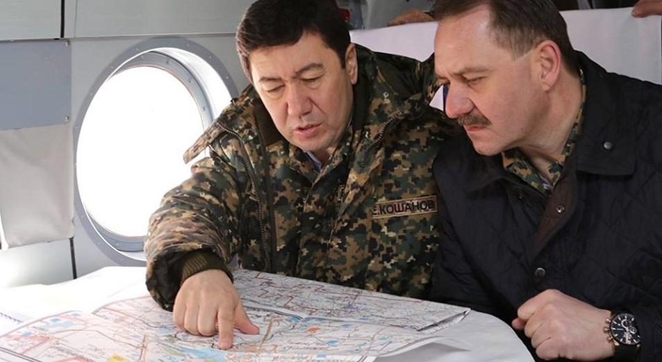 В Карагандинской области «большая вода» унесла жизни пяти человек