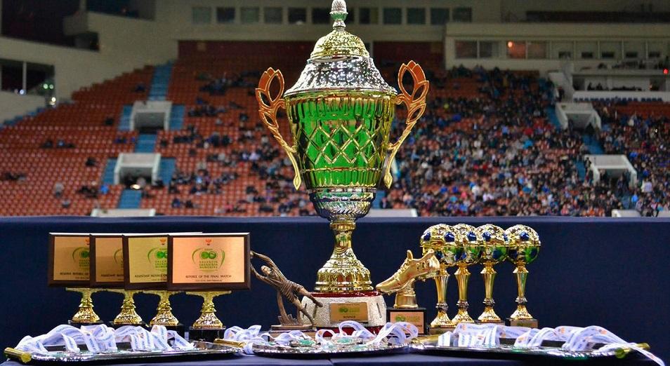 Казахстан впервые может попасть в первую восьмерку Мемориала Гранаткина  , Юношеская сборная,Казахстан,Матч,Плэй-офф,команда,Динмухаммед Кашкен,Еркебулан Сейдахмет,Мемориал,вице-президент,ФИФА,Валентин Гранаткин