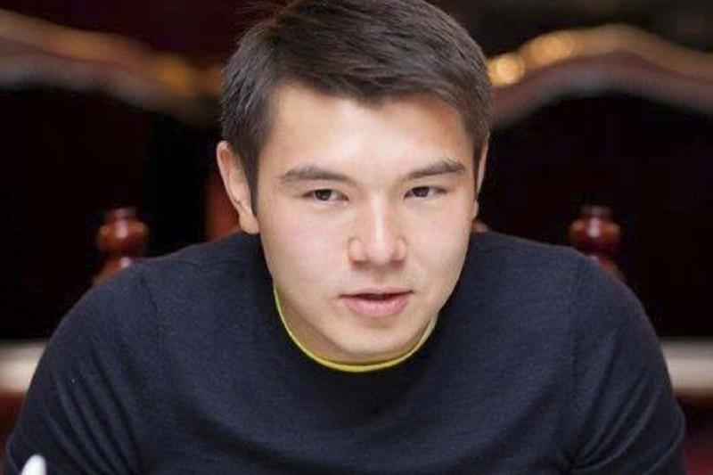 Айсултан Назарбаев стал вице-президентом Федерации футбола Казахстана