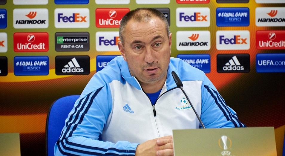 Стойлов: «Не думаю, что у нас есть преимущество перед «Вильярреалом»