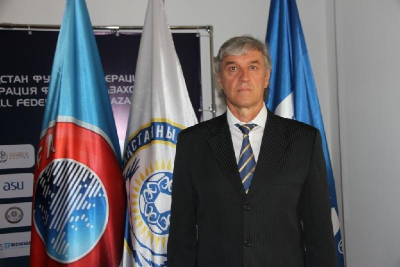 Игорь Свечников назначен старшим тренером юношеской сборной Казахстана