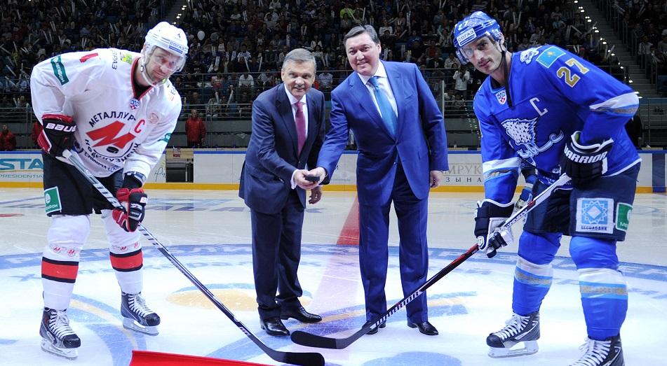 Хоккейный Мундиаль в Астане?