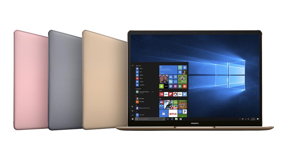 Huawei представила MateBook X - конкурента MacBook 12