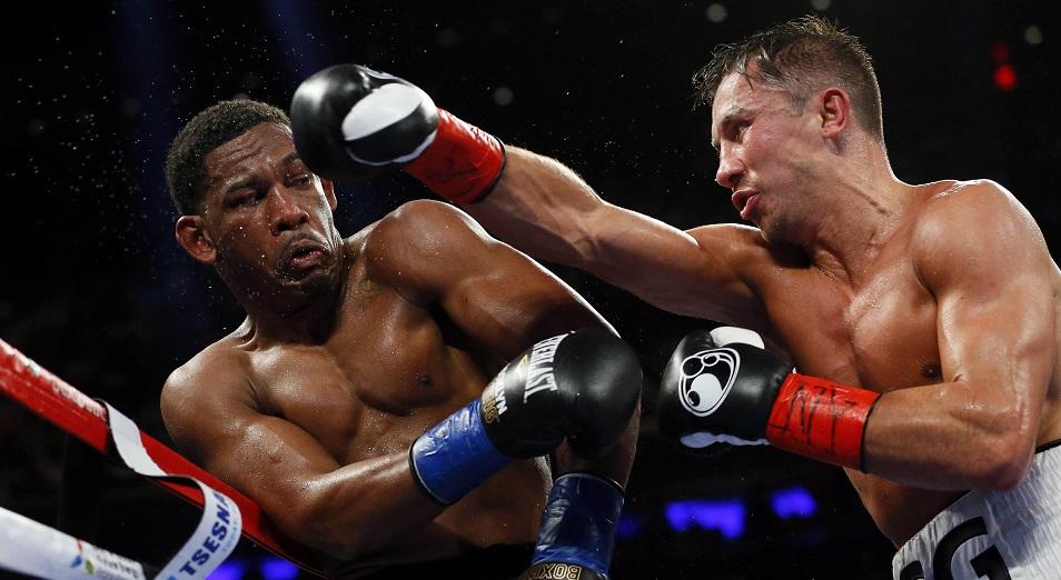 """GGG """"шокировал"""" Джейкобса, Бокс,GGG,Геннадий Головкин,Дэниэл Джейкобс,WBC,WBA ,IBF,IBO"""