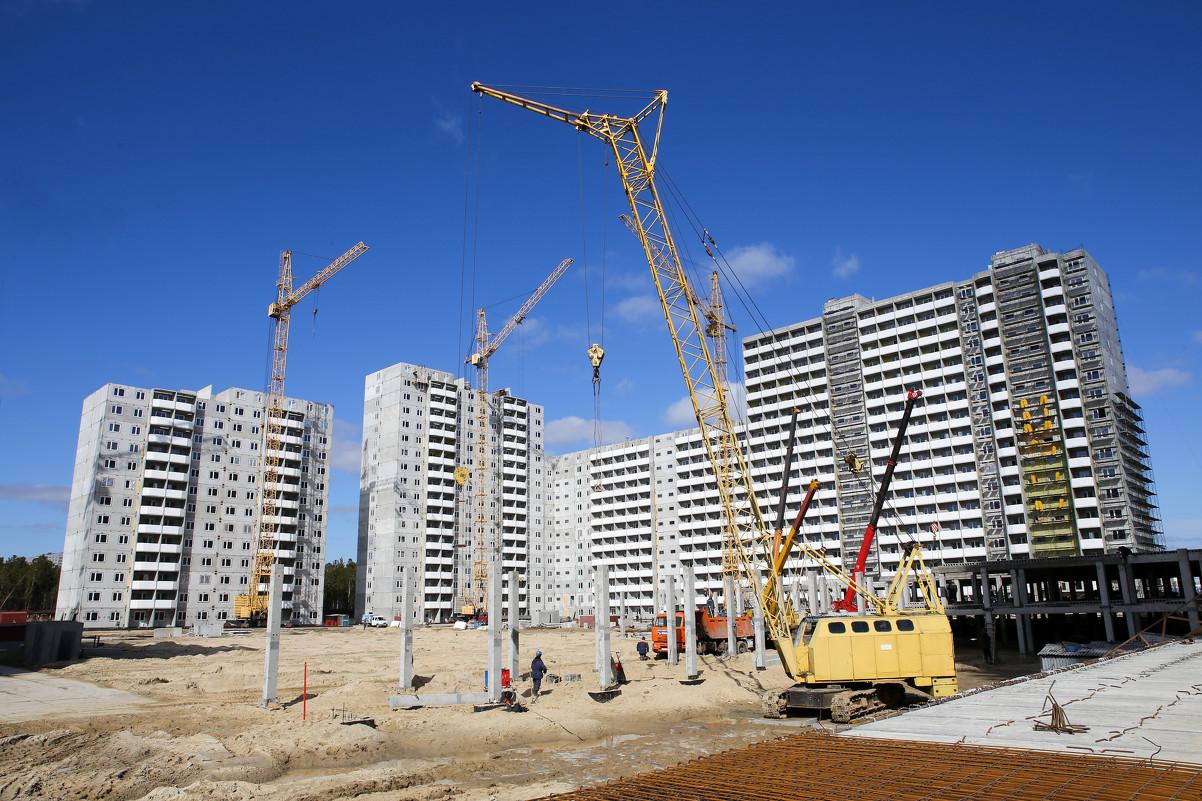 4500 квартир планируют сдать в Костанайской области