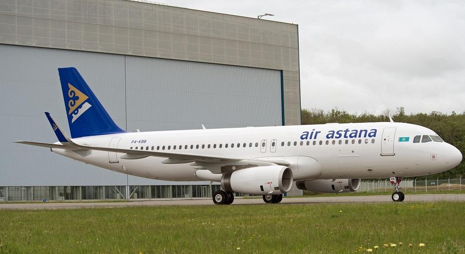 Air Astana соединит Астану и Дели