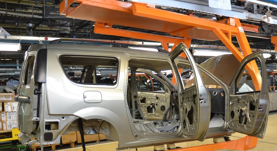 АвтоВаз расширил производство в Казахстане,