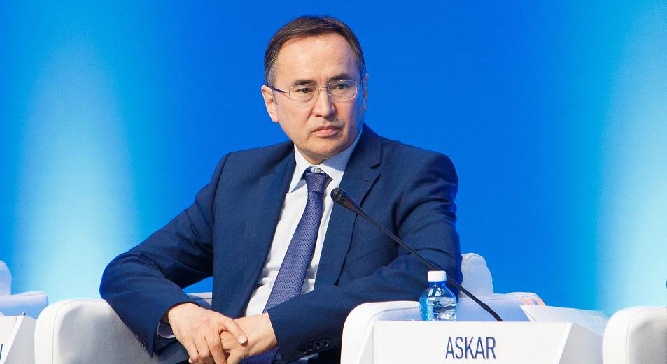 Казахстан ждет урожай зерновых на уровне 19 миллионов тонн, АПК,Аскар Мырзахметов,АЭФ,МСХ РК,урожай