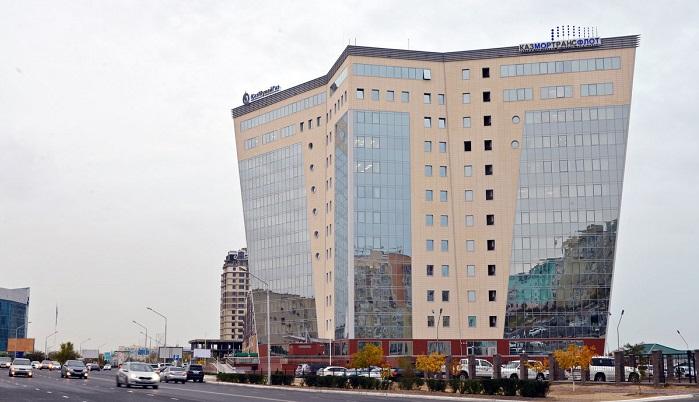 «Казмортрансфлот» подписал контракт на 130 миллионов долларов США