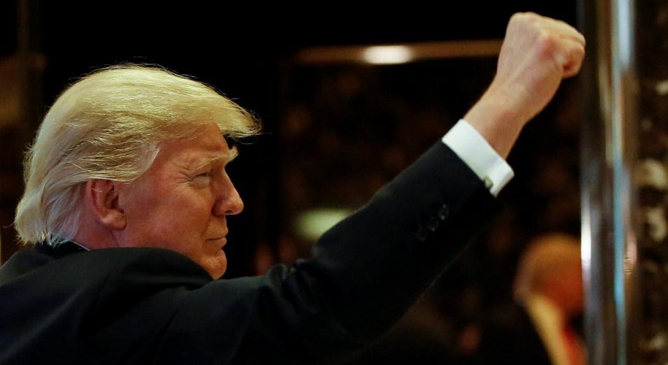 «Америка прежде всего», выборы в США,Дональд Трамп,Инаугурация,45-й президент США,Протесты в США,Американская политика