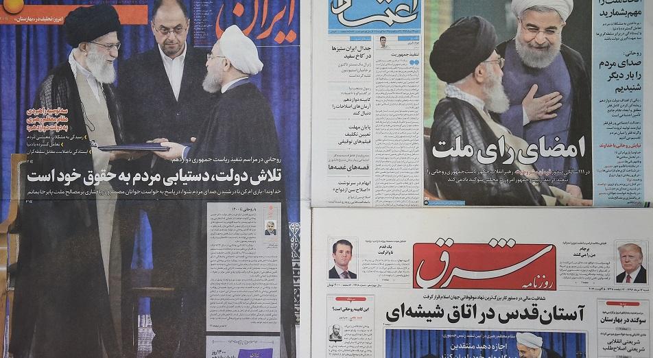 Выбор из оттенков консервативного цвета, Иран,Хасан Рухани,Электорат,выборы