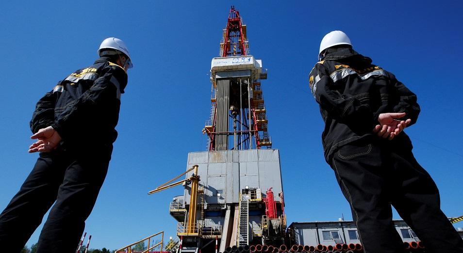 Казахстан присоединился к соглашению о сокращении добычи нефти ,