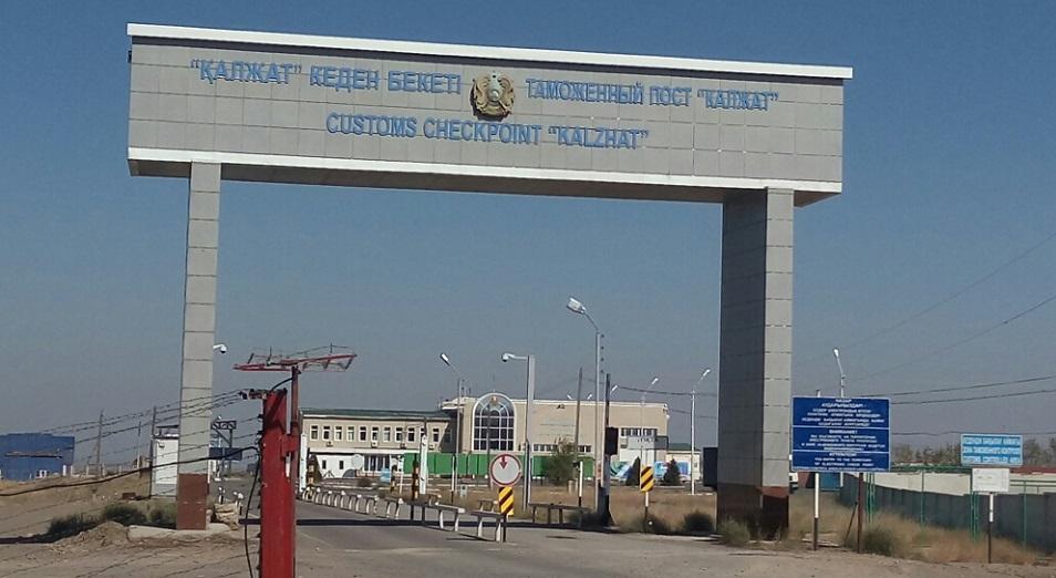 «Хоргос» закроется – «Калжат» останется , Транспортно-логистический центр «Калжат», Алматинская область, Хоргос