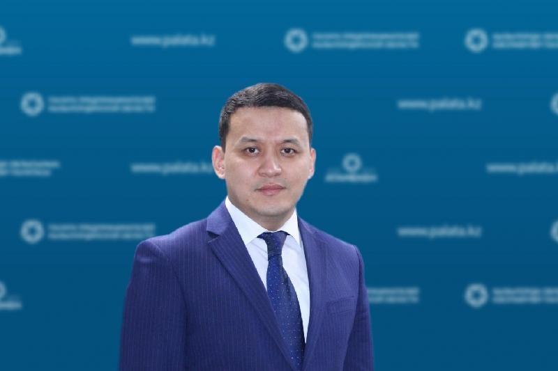 Назначен новый директор палаты предпринимателей Алматинской области