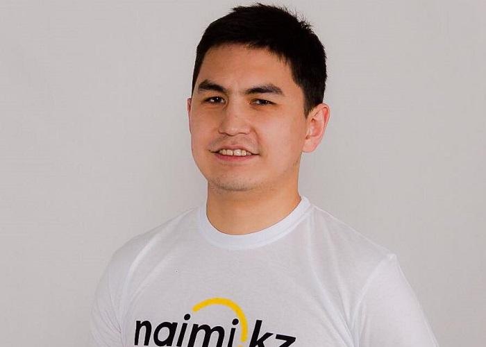 Бизнесмен: через три месяца Naimi.kz начнет приносить прибыль , Naimi.kz,Магжан Мадиев,мобильное приложение,Ordabasy Ventures