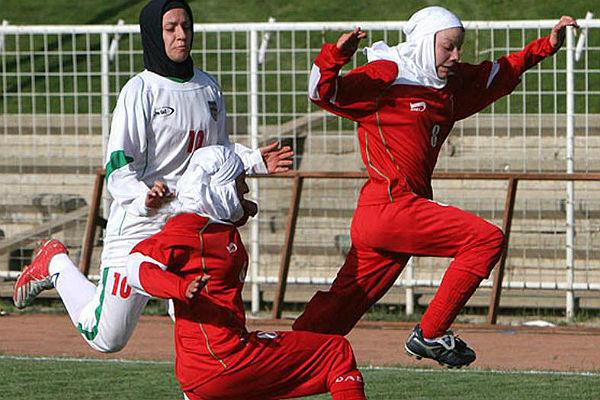 Восемь футболистов женской сборной Ирана оказались мужчинами