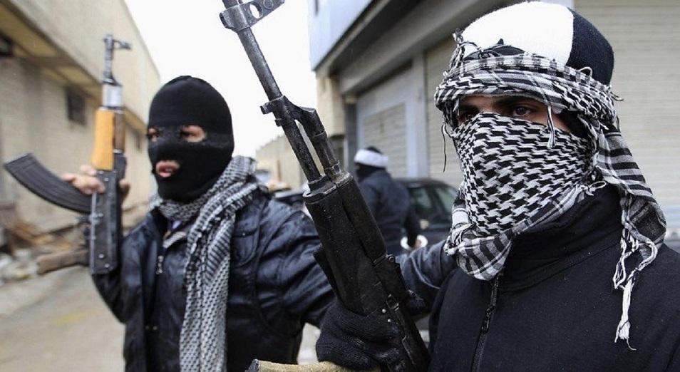 «Посмотрите, чем в Сирии занимаются террористы»